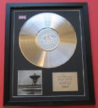 BON JOVI - Bounce CD / PLATINUM PRESENTATION Disc
